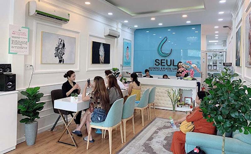 Trung tâm thẩm mỹ ISEUL