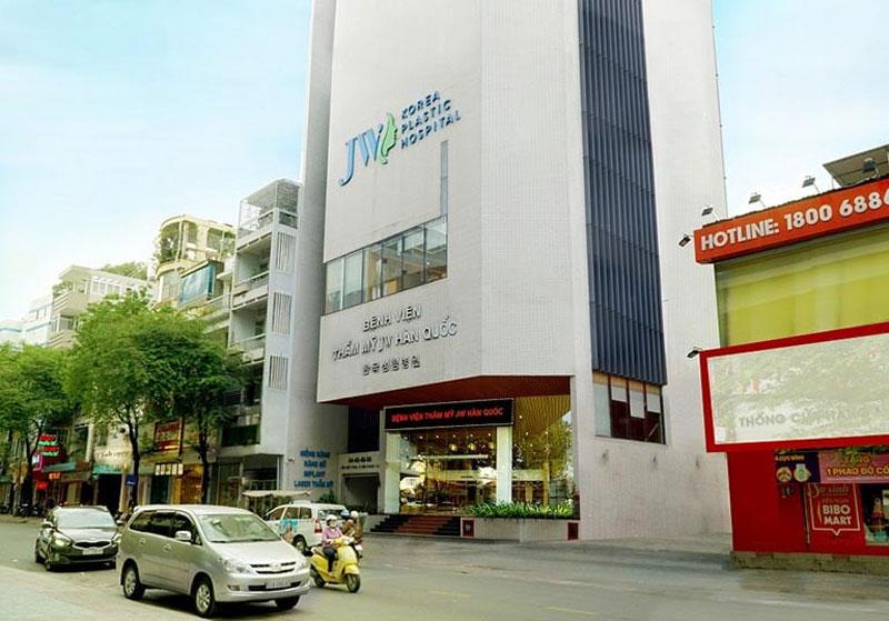 Dịch vụ hút mỡ toàn thân tại Bệnh viện JW Hàn Quốc