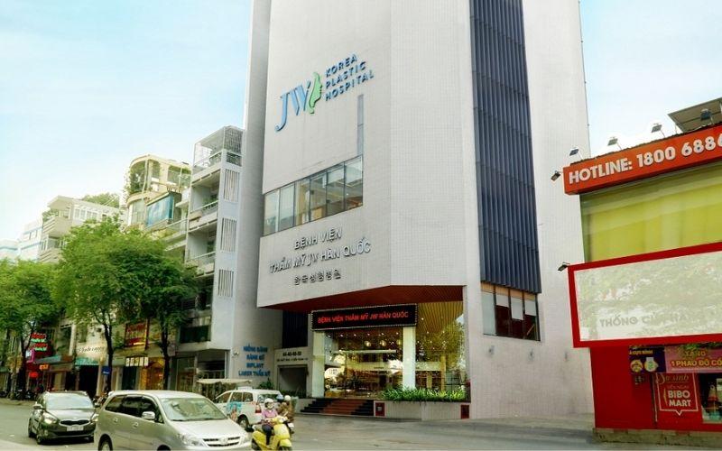 Địa chỉ nâng mông TPHCM JW Hàn Quốc