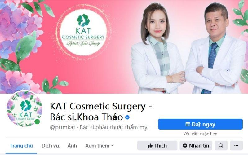 Địa chỉ thu gọn cánh mũi TPHCM KAT Cosmetic