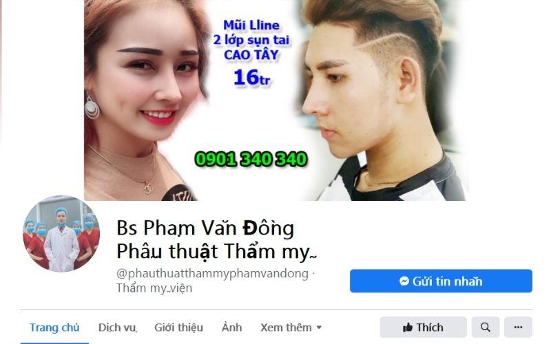 Địa chỉ thu gọn cánh mũi TPHCM Thẩm mỹ viện Phạm Văn Đồng