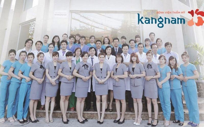 Địa chỉ treo chân mày tphcm bệnh viện thẩm mỹ kangnam